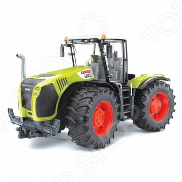 Трактор игрушечный Bruder Claas Xerion 5000 трактор bruder claas axion 950 03 013