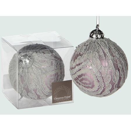 Купить Елочное украшение Christmas House «Шар ажурный» 1694653