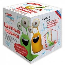 Купить Мини-набор для изобретателей Qiddycome «Цветные червяки»