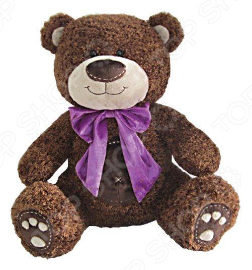 Мягкая игрушка Fluffy Family «Мишка Бадди» fluffy family мишка тепа 21 см