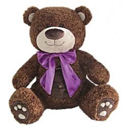 фото Мягкая игрушка Fluffy Family «Мишка Бадди»