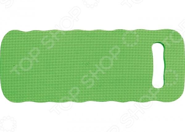 Подушка под колени и для сидения PALISAD 64443Туристические коврики и пледы<br>Подушка под колени и для сидения PALISAD 64443 станет отличным подарком для тех, кто любит ухаживать за своим садом. Мягкий и удобный коврик надежно защитит колени от длительного стояния не земле, и оставит одежду чистой. При желании его можно в качестве комфортного сиденья. Выполненная из пенополиуретана, подушка надежно защитит от высоких температур и сырости.<br>