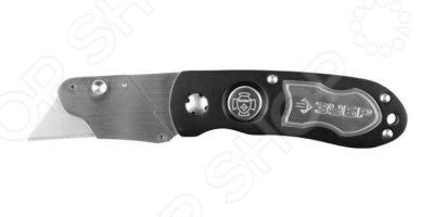 Нож строительный складной Зубр «Эксперт» 09223