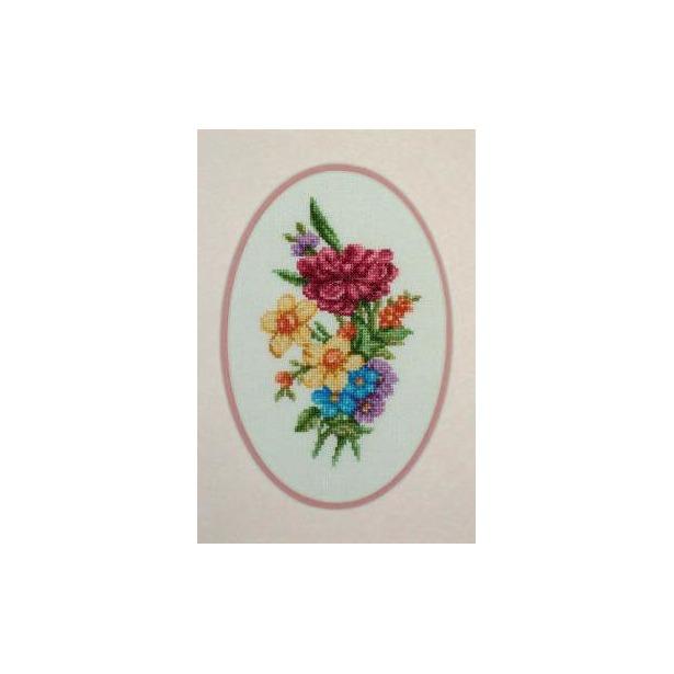 фото Набор для вышивания RTO «Букетик срезанных цветов»