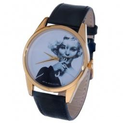 фото Часы наручные Mitya Veselkov «Монро с бусами» Gold