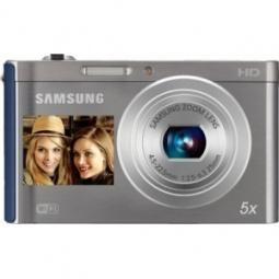 фото Фотокамера цифровая Samsung DV300. Цвет: синий, серебристый