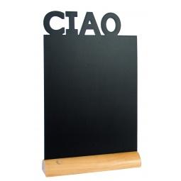 фото Набор: доска для заметок на палке и маркер Securit «Чао»