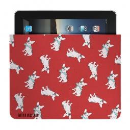 Купить Чехол для iPad Mitya Veselkov «Бульдожки»