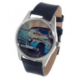 фото Часы наручные Mitya Veselkov «Ретро-автомобиль» Color