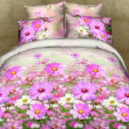 фото Комплект постельного белья с эффектом 3D Buenas Noches Kountry. Семейный