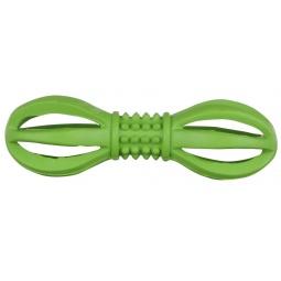 фото Игрушка для собак DEZZIE «Гантель зеленая»