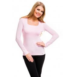 фото Кофта Mondigo 7014. Цвет: бледно-розовый. Размер одежды: 46