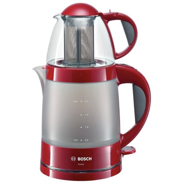 фото Чайный набор Bosch TTA 2201. Цвет: красный