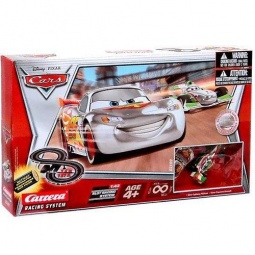 Купить Автотрек Carrera Silver Speeders