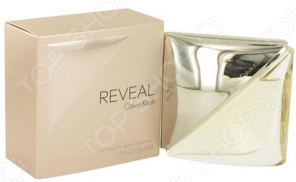 Парфюмированная вода для женщин Calvin Klein Reveal. Объем: 50 мл