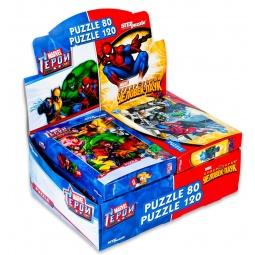 фото Пазл 120 элементов Step Puzzle Marvel