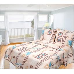 фото Комплект постельного белья Олеся «Пикассо». 1,5-спальный