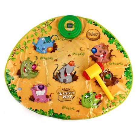 Купить Коврик развивающий музыкальный Наша Игрушка «Мышиные бега»