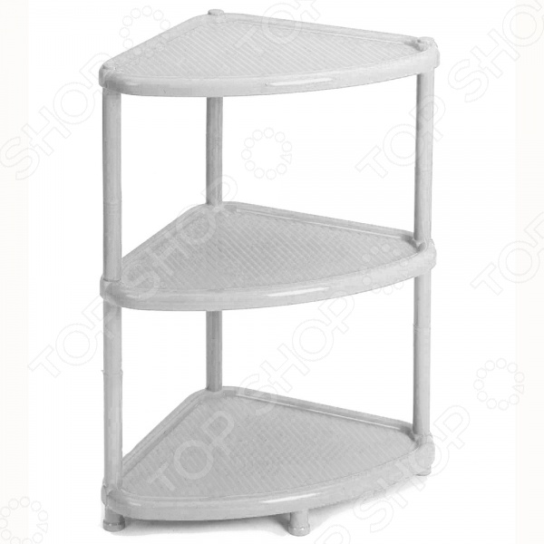 Этажерка угловая Idea М 2751 этажерка для ванной угловая wonder worker astra