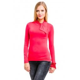 фото Водолазка Mondigo 7013. Цвет: ярко-розовый. Размер одежды: 42