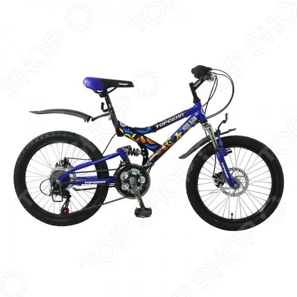 Велосипед детский Top Gear Hooligan ВН20038