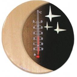 фото Термометр-сувенир компактный Стеклоприбор Д-15 «Звездная ночь»