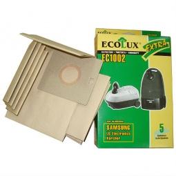 фото Комплект бумажных пылесборников Ecolux EC1002