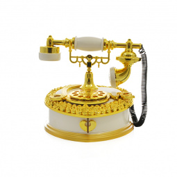Шкатулка музыкальная «Ретро-телефон»
