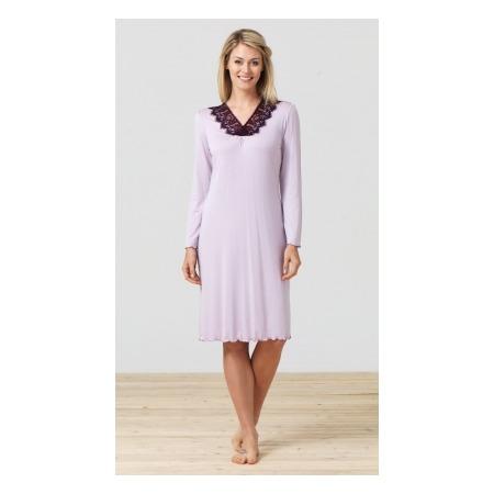 Купить Платье домашнее BlackSpade 5681. Цвет: лиловый