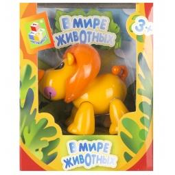 фото Фигурка 1 Toy «Лев». Цвет: желтый