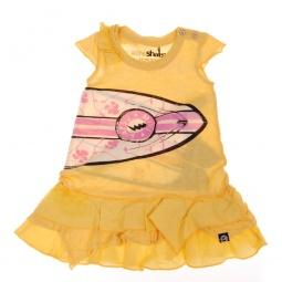 фото Платье детское с аппликацией Mini Shatsu Surfer
