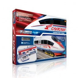 Купить Железная дорога Стрела «Скоростной поезд»