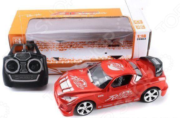 Машина на радиоуправлении Shantou Gepai 688-46Машинки, мотоциклы, квадроциклы радиоуправляемые<br>Машина на радиоуправлении Shantou Gepai 688-46 станет отличным подарком, который обязательно понравится не только детям, но и взрослым. Следует отметить высокую точность исполнения и внимание к деталям, ведь при создании игрушки ориентировались на модели реально существующих автомобилей. Все это также придает коллекционную ценность изделию. Возможность дистанционного управления добавляет еще больше разнообразия и веселья в игровой процесс.<br>