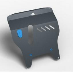 Комплект: защита картера и крепеж Novline-Autofamily Ford Edge 2013: 3,5 бензин АКПП - фото 3