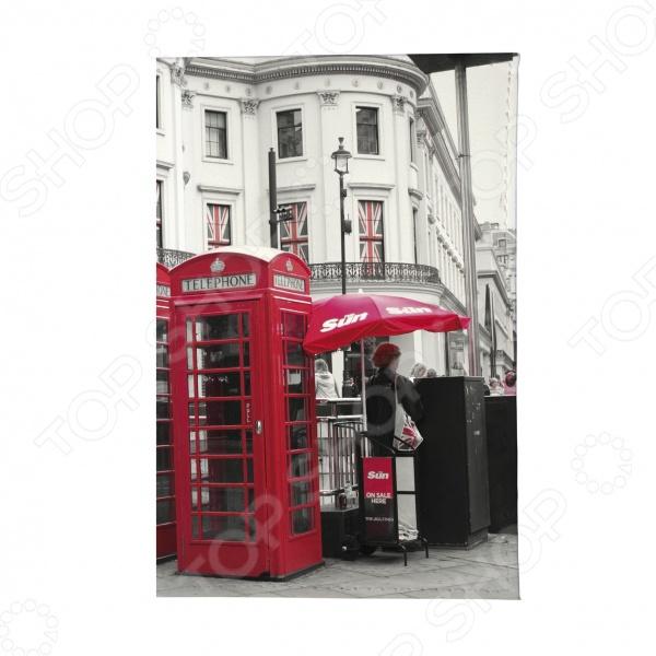 Обложка для паспорта Mitya Veselkov «Лондонские будки» для собак будки