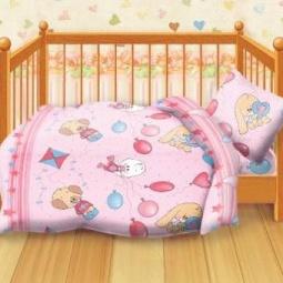 Купить Детский комплект постельного белья Кошки-Мышки Веселые друзья