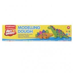 фото Пластилин на растительной основе малый Erich Krause Modelling Dough №2: 4 цвета