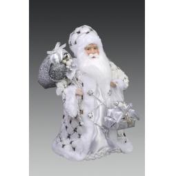 фото Игрушка новогодняя Holiday Classics «Дед Мороз с подарками»