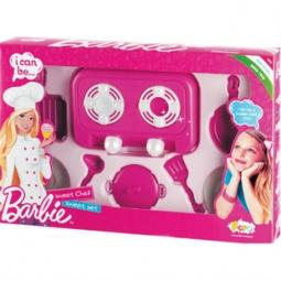 Купить Набор для кухни с плитой FARO Barbie