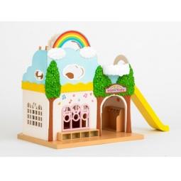 фото Игровой набор Sylvanian Families «Разноцветный детский сад»