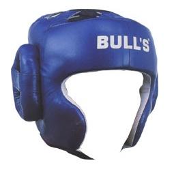 фото Шлем боксерский ATEMI HG-11019 синий. Размер: L