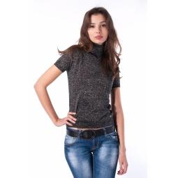 фото Водолазка Mondigo 9411. Цвет: черный. Размер одежды: 46