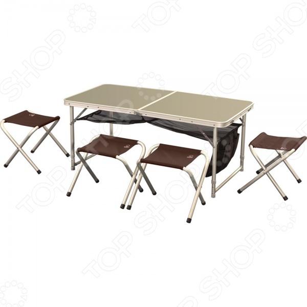 Набор складной мебели Greenell FTFS-1 набор мебели для пикника greenell ftfs 1 v2 цвет зеленый 5 предметов