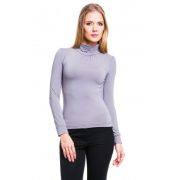 фото Водолазка Mondigo 146. Цвет: серый. Размер одежды: 46