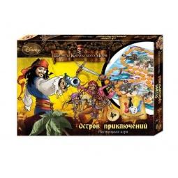 фото Игра настольная Русский стиль «Пираты карибского моря»