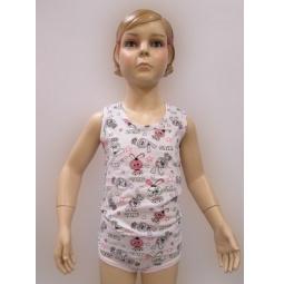 фото Комплект нижнего белья для девочки Свитанак 206572. Рост: 110 см. Размер: 30