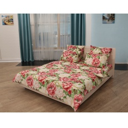 Купить Комплект постельного белья «Римские каникулы». 1,5-спальный