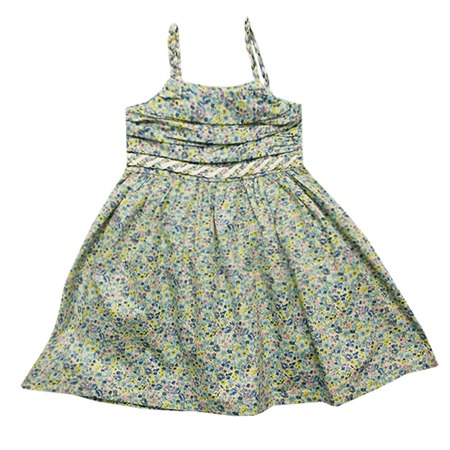 Купить Детский сарафан WWW My dresses ЯВ105881. Цвет: голубой