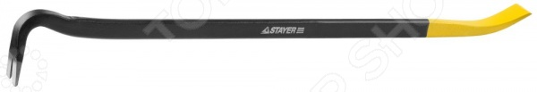 Лом-гвоздодер Stayer Master  лом гвоздодер stayer master шестигранный профиль 600 мм