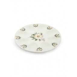 Купить Менажница для яиц Elan Gallery «Белый шиповник»